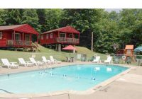 gold eagle housekeeping cottages resort lodging in lake Cabins In Lake George Ny