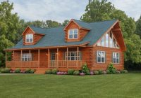 gorgeous amish built log cabins vs manufactured log homes Amish Built Homes