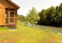 gorgeous secluded cabin for a fishing getaway on the spring river in arkansas Spring River Arkansas Cabins
