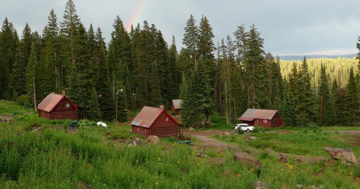 Permalink to 10 Grand Mesa Cabins Gallery