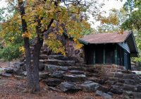greenleaf state park cabins camping explore the ozarks Oklahoma Camping Cabins