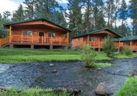 greer az cabins rentals on the river ponds greer lodge Cabins In Arizona