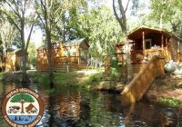 guadalupe river camping cabins cooltent club Guadalupe River Cabins