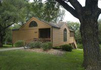 guide to nebraska state parks cabins oh my omaha Platte River State Park Cabins