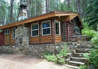happy trails log cabin silver city Cabins Rapid City Sd