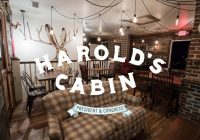 harolds cabin charleston sc restaurant Cabins In Charleston Sc