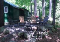 hide a way waterfront cottages pine cottage lake luzerne ny Lake Luzerne Cabins