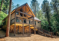 higher ground broken bow cabin lodging cabin log home Broken Bow Cabin Lodging