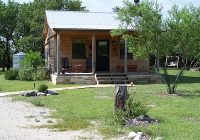 hill country texas cabin Hill Country Texas Cabins