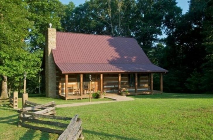 Permalink to 10 Hills O Brown Log Cabins Gallery