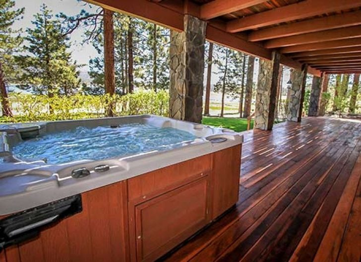 Permalink to Cozy Big Bear Luxury Cabins