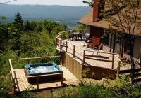 hot tub clouds cabin luray va in 2020 mountain cabin Cabins With Hot Tubs In Va