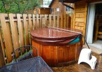 hot tub on blue spruce picture of fall river cabins estes Estes Park Cabins With Hot Tubs
