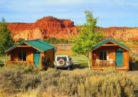 hotels and other lodging in and near fish lake Fish Lake Utah Cabins