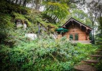 hotels cottages bbs glamping in the lake district Person Log Cabin Lake District