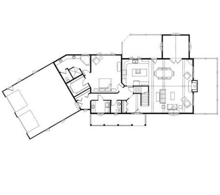 Permalink to 11 L Shaped Log Cabin Floor Plans