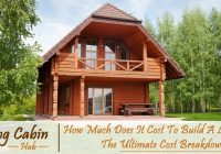 how much does it cost to build a log cabin the ultimate Bedroom Log Cabin Prices