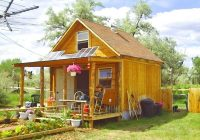 how to build a 14×14 solar cabin the homestead survival 14×14 Cabin With Loft Design