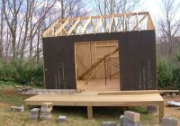 how to build a mortgage free small house for 5900 Build Small Cabin