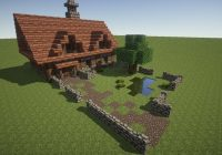 how to build your very own cosy cottage in minecraft bc gb Minecraft Cabin House