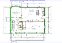 hunting cabin floor plans revue emulations Hunting Cabin Floor Plans