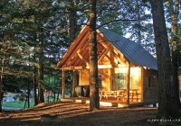 idyllic cabin rental with a fire pit in conway new hampshire New Hampshire Cabins