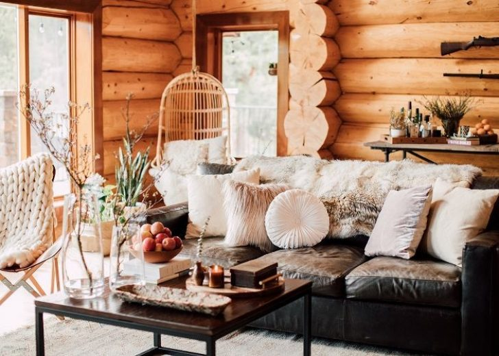 Permalink to Perfect Modern Log Cabin Decor Gallery