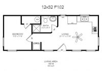 image result for 12 x 32 floor plans tiny house layout 32 X 32 House Plans