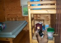 inside the cabin picture of allegheny national forest Allegheny National Forest Cabins