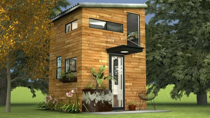 Permalink to Perfect 8×8 Cabin With Loft Ideas