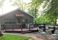 inviting cabin rental with lake views along the tippecanoe river indiana Cabins In Indiana