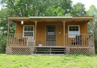 isolated private off the grid camping cabin pet Pet Friendly Camping Cabins