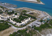 jetty park beach and campground Jetty Park Cabins