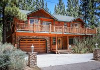 juniper chalet lake village big bear lakefront cabins Big Bear California Cabins