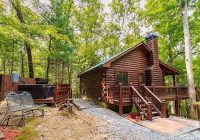knotty pines cabin rental in cherry log ga minutes from Cherry Log Ga Cabin Rentals