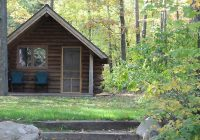 lake chippewa campground lakeshore camping in hayward Wisconsin Campgrounds With Cabins