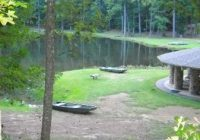 lake view from our cabin picture of oak mountain state Oak Mountain Cabins
