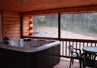 lazy lane cabins hocking hills cottages and cabins Ohio Cabins With Hot Tubs