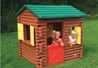 little tikes log cabin playhouse ages 2 years plus 145 x Little Tikes Log Cabin Playhouse