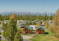 lodge yellowstone grizzly rv park and cab west yellowstone Yellowstone Cabins And Rv Park West Yellowstone Mt
