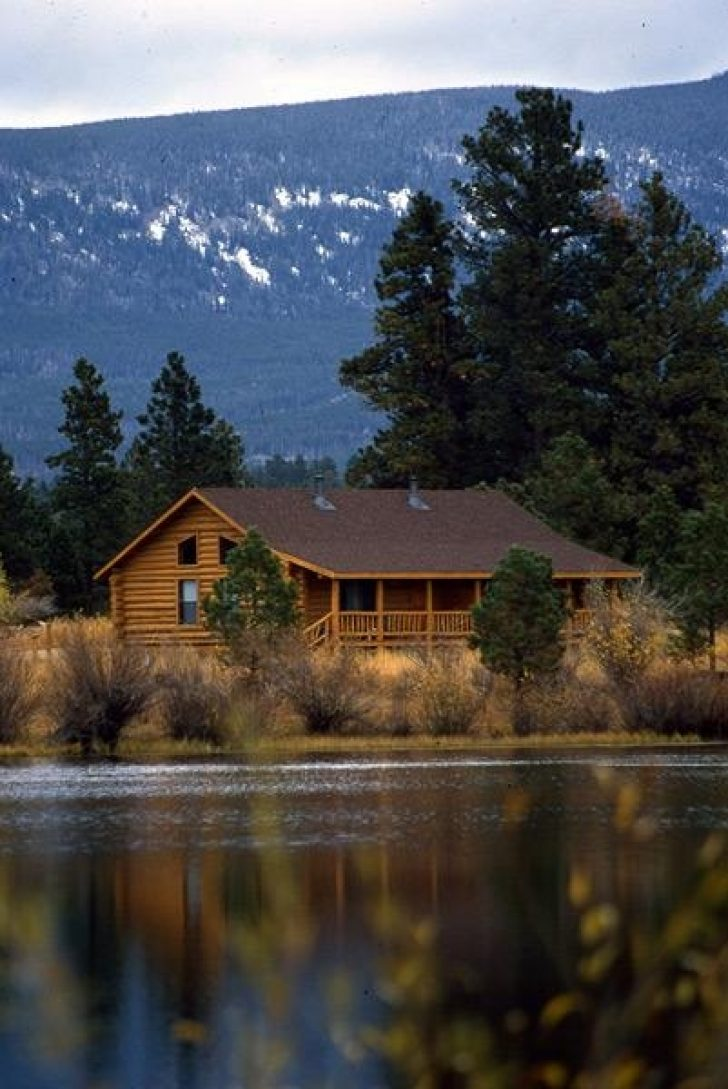 Permalink to 11 Flaming Gorge Cabins