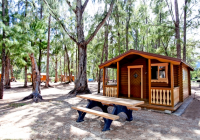 lodging rentals bellows air force station Bellows Air Force Base Cabins