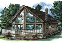 log cabin house plan 2 bedrms 1 baths 1122 sq ft 176 1003 Bedroom Log Cabin Plans