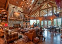 log cabin interior design 47 cabin decor ideas Cabin Decorating Ideas