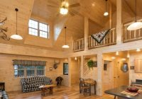 log cabin interior ideas home floor plans designed in pa Cabin Flooring Ideas