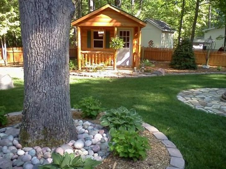Permalink to Minimalist Cabin Landscaping Ideas