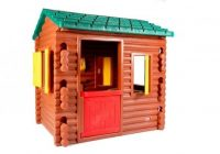 log cabin little tikes log cabin little tikes cabin Little Tikes Log Cabin Playhouse