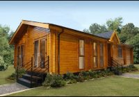 log cabin style mobile homes fallcreekland bestofhouse Log Cabin Style Mobile Homes