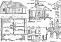 log home plans 40 totally free diy log cabin floor plans 2 Bedroom Cabin With Loft Plans
