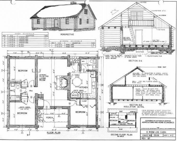Permalink to Cabin Building Plans
